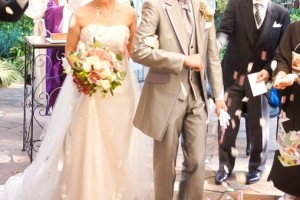 結婚式 家族 感謝