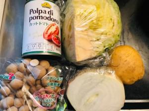 夏に向けてのダイエットにオススメな脂肪燃焼スープの材料