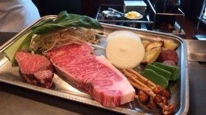 お肉といえば鉄板焼き梅田でオススメ